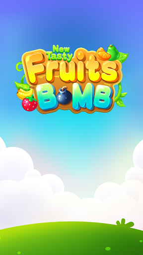 New Tasty Fruits Bomb: Puzzle World apkmr screenshots 1