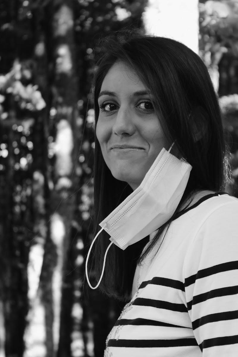 Sorrisi svelati di Ginevra Fatarella