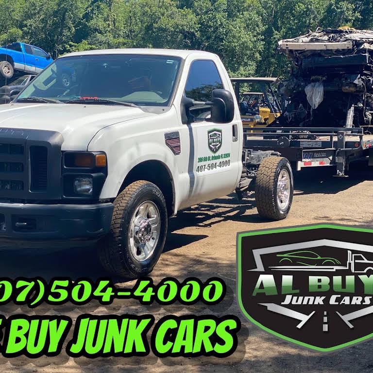 Al Buys Junk Cars - Salvage Yard in Orlando Kissimmee