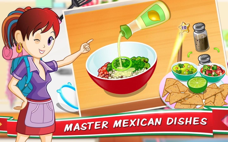 Cocina con Sara Vacaciones  Aplicaciones de Android en