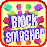 Block Smasher 3D Break Out Action Game