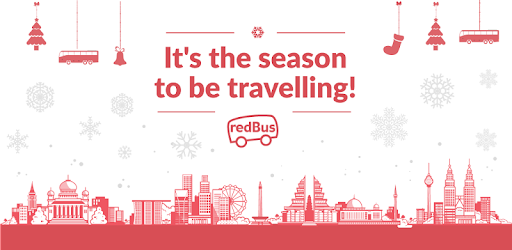 redBus - Online Bus Ticket Booking, Hotel Booking app (apk) free download for Android/PC/Windows screenshot