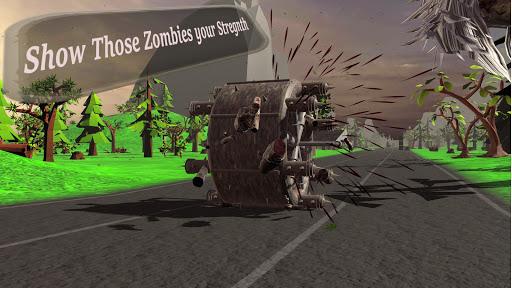 Roll on Zombies 1.00 screenshots 1