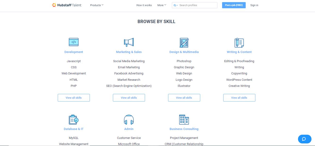 Hubstaff Talent - Remote Jobs Website, best job sites for remote work