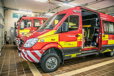 Arson suspected at early morning Forden blaze