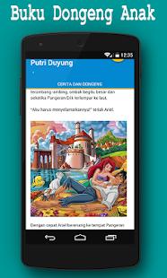 Buku Dongeng Anak- screenshot thumbnail
