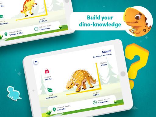 Orboot Dino AR by PlayShifu android2mod screenshots 23