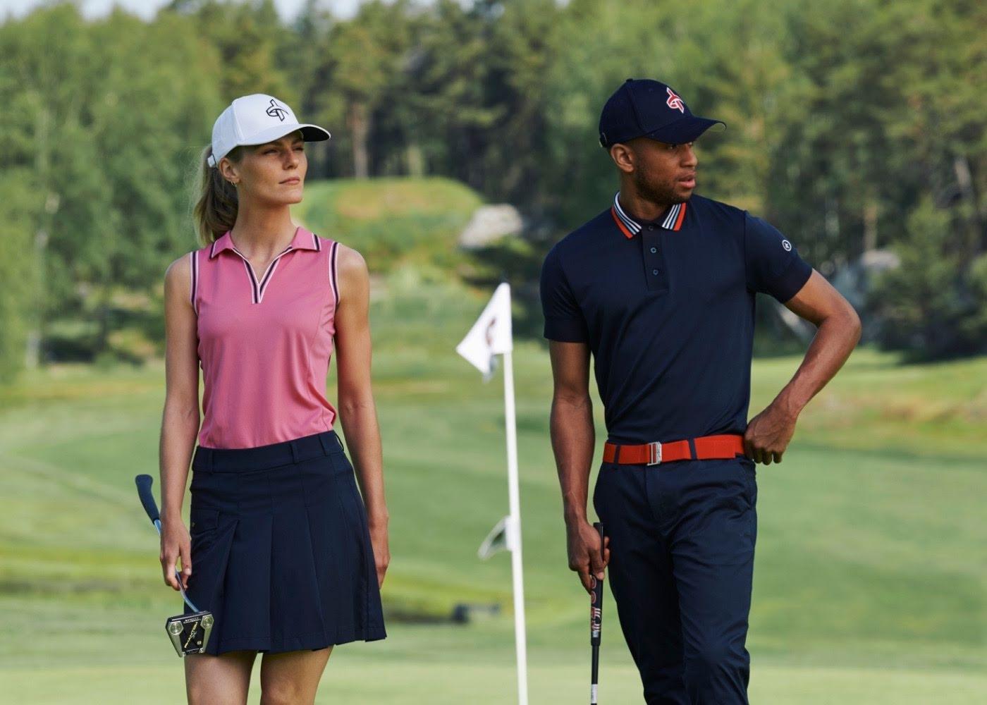 Golfkläder Cross Sportswear