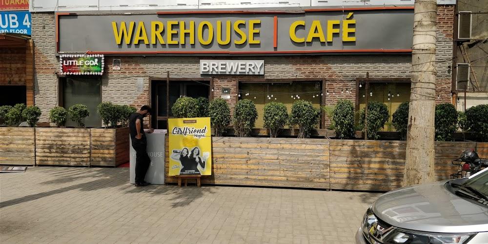 Warehouse Cafe photo