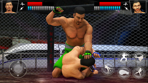 Télécharger MMA Fighting 2020: Fight Martial Arts Hero's APK MOD (Astuce) screenshots 1