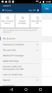 Citibank IN- screenshot thumbnail