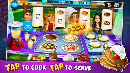 Download Tasty Chef - Cooking Games in a Crazy Kitchen MOD APK 2