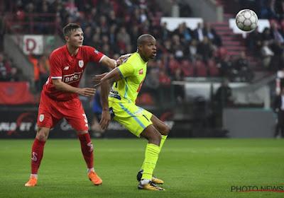 """Zinho Vanheusden suivi: """"Le plus important est que je puisse enchaîner les matches"""""""