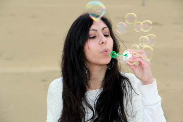 bolle di sapone  di Barbara
