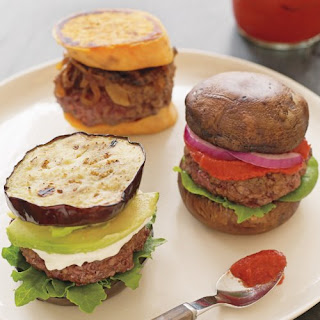 The Perfect Whole30 Burger with Vegetable Buns Recipe