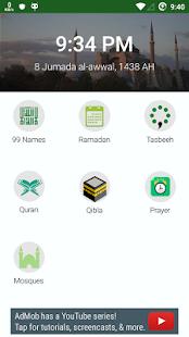 Complete Islamic App - náhled
