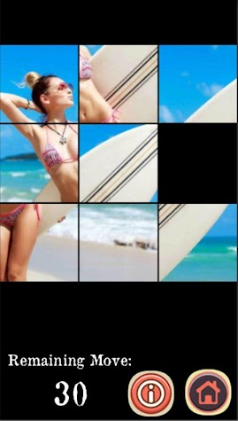 Sexy Bikini Girls : Hot Teens Screenshot