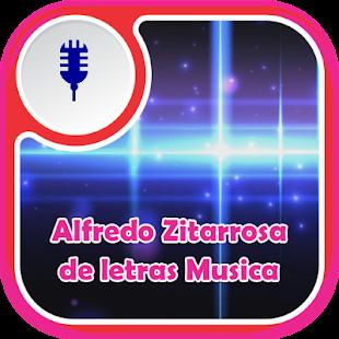 Alfredo Zitarrosa de Letras Musica - náhled