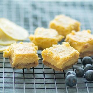 Summertime Paleo Lemon Bars