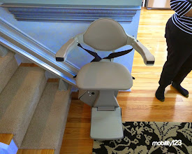 Photo: Bruno Elan | SRE-3000 Stairlift