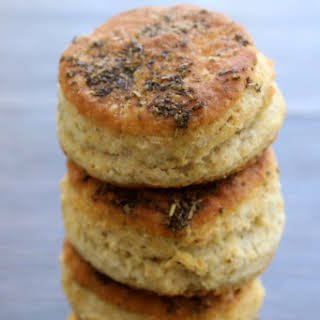 Italian Herb Biscuits.