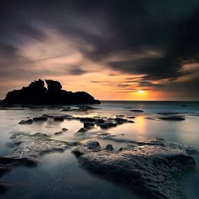 Sunset in Melasti  by Calvin Go - Instagram & Mobile Other