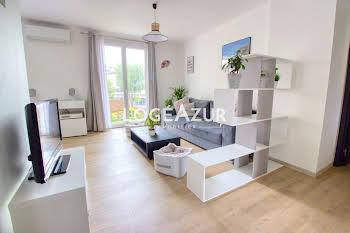 Appartement 2 pièces 45,61 m2