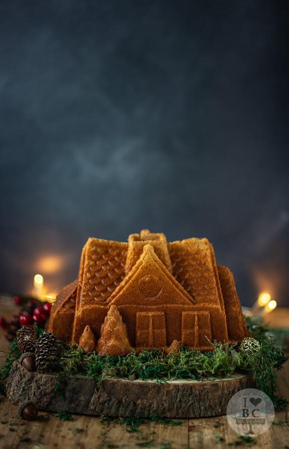 house Bundt Cake