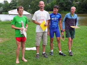 Photo: Petr Pechek 22:11 zlepšil o 8 vteřin traťový rekord z roku 2001  Celkové výsledky budou na http://www.senohraby.cz/ski/vysledkovy-servis/