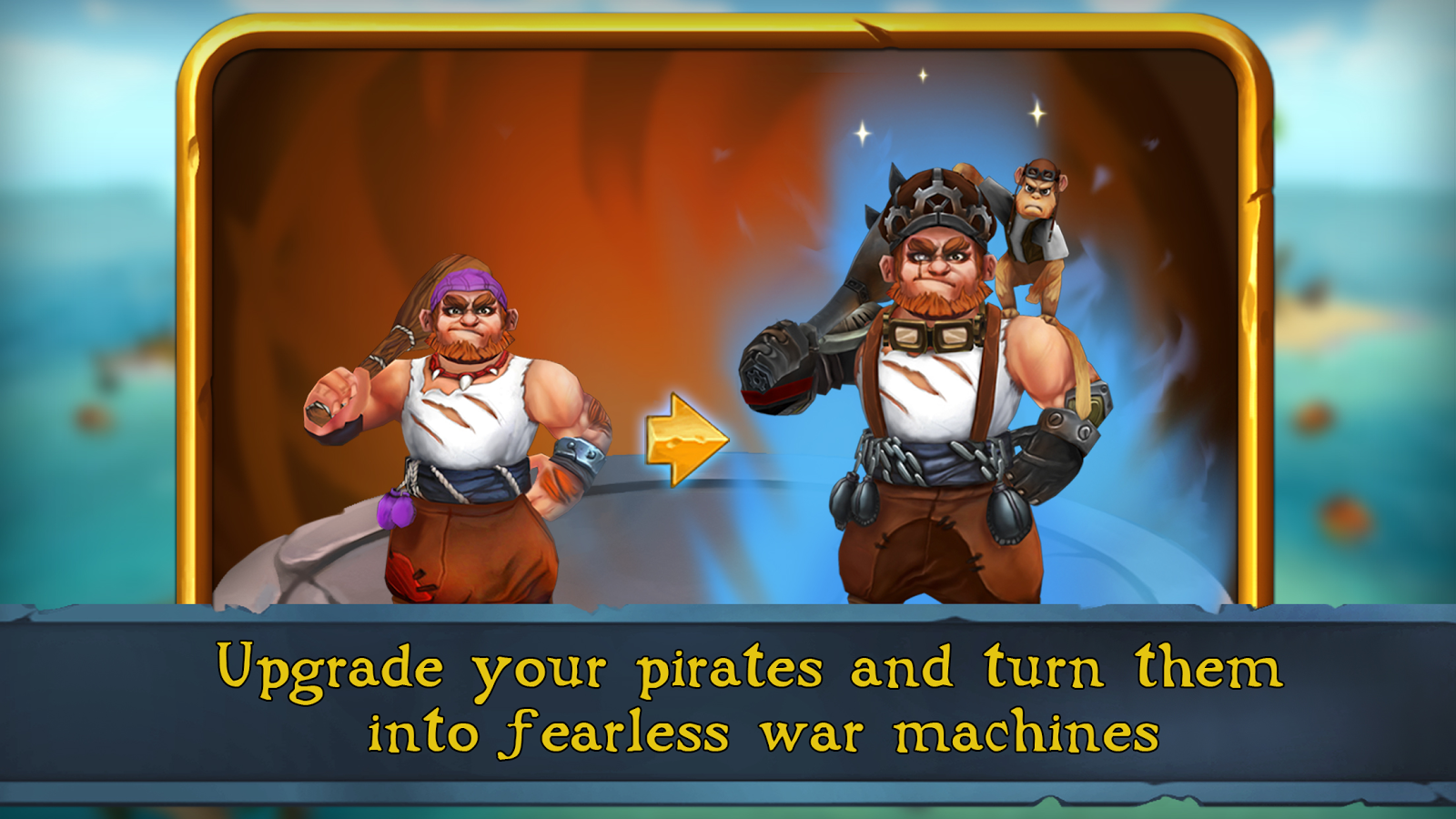 Rise of Pirates- screenshot