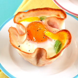 Egg & Turkey Cups.