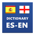 Spanish-English Dictionary icon