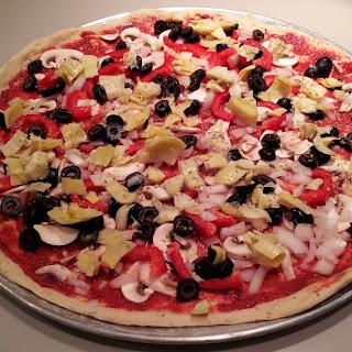 Divine Fat Free Pizza Sauce