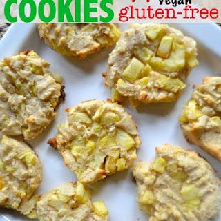 Almond Flour-Apple Pie Cookies.