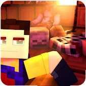 Skin Minecraft Hello Neighbor