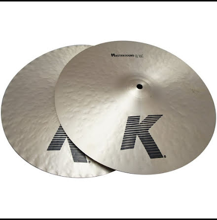 """13"""" K Zildjian - Mastersound Hi-hat"""