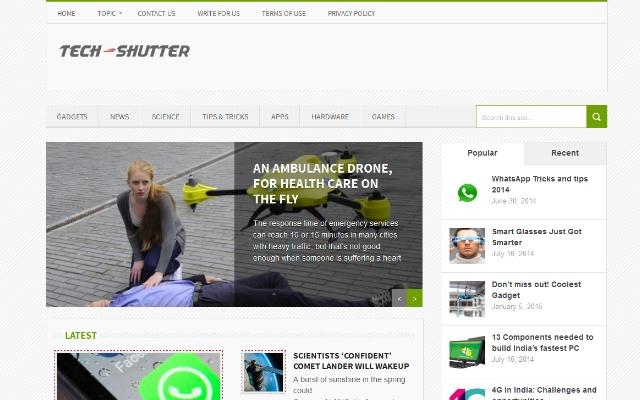 Tech-shutter