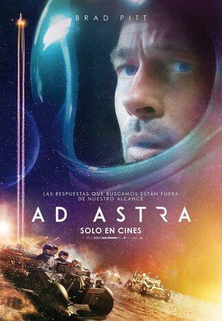 Poster de la película Ad Astra