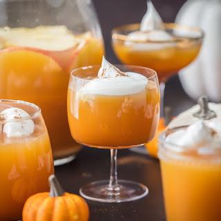 Pumpkin Pie Punch.