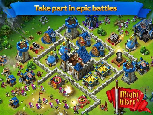 Might and Glory: Kingdom War  screenshots 13