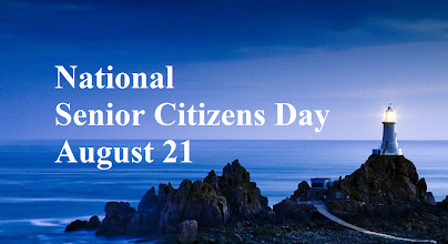 Photo: National Senior Citizens Day ~ August 21. Night Sky Over Lighthouse  ''You are the light of the world. A city set on a hill cannot be hidden.''Matthew 5:14 ESV  Read more at https://www.biblegateway.com/passage/?search=Matthew+5&version=ESV#xUefayp6usz1k00y.99   Matthew 5 ESV Audio; https://www.biblegateway.com/audio/mclean/esv/Matt.5