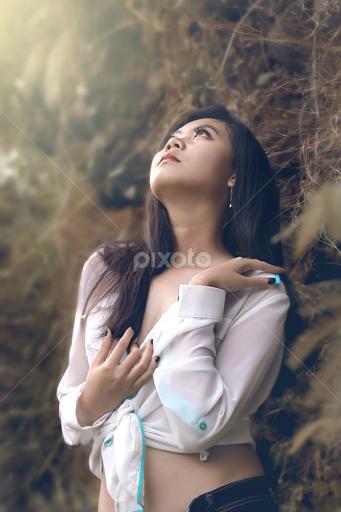 model sexi indonesia