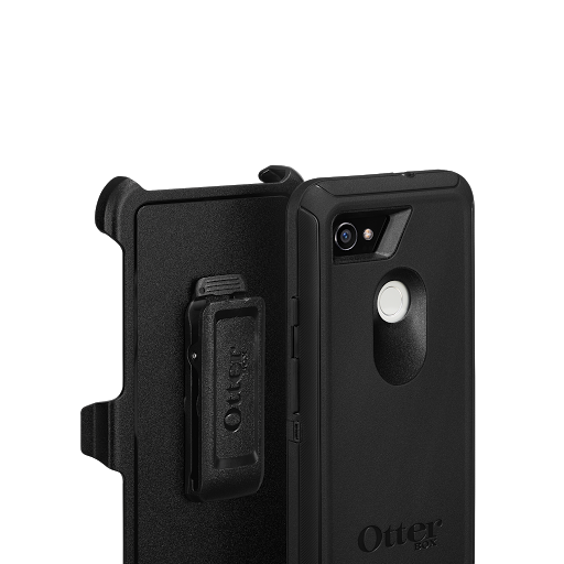 Front and back of OtterBox Pixel 2 Multi-layer case