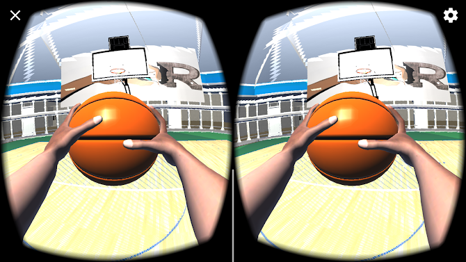 BASQUETE BASKETBALL VR FREE Android 3