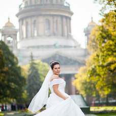 Wedding photographer Yuliya Zayceva (zaytsevafoto). Photo of 26.09.2018