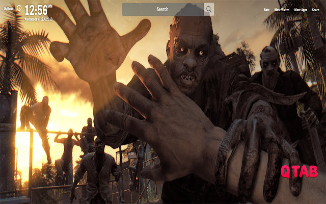 Dying Light New Tab Wallpapers