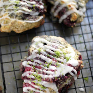 Lime Scone Recipes.