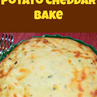 Potato Cheddar Bake.