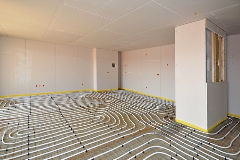 Ogrzewanie podłogowe w mieszkaniu w bloku