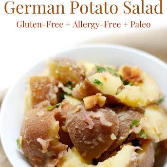 German Potato Salad Recipe Epicurious